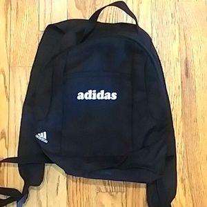 Mini black Adidas backpack